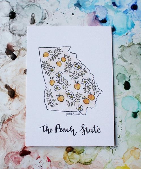 The Peach State | Georgia