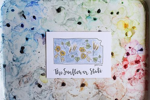 The Sunflower State | Kansas