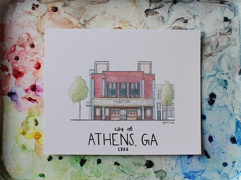 Athens, Ga | Georgia Theatre