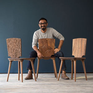Glass Half Full | Sandeep Sangaru, Sangaru Design Studio