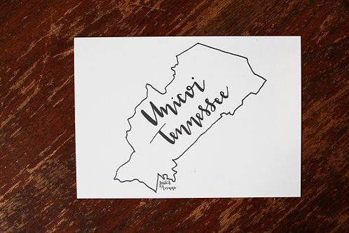 Unicoi, TN | City Limits