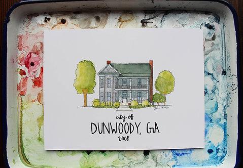 Dunwoody, GA | Cheek-Spruill Farmhouse