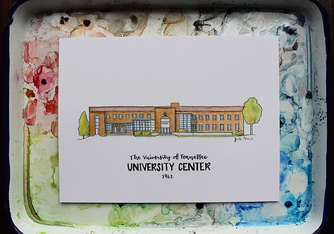 University of Tennessee | University Center