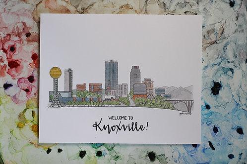 Knoxville, TN | Skyline