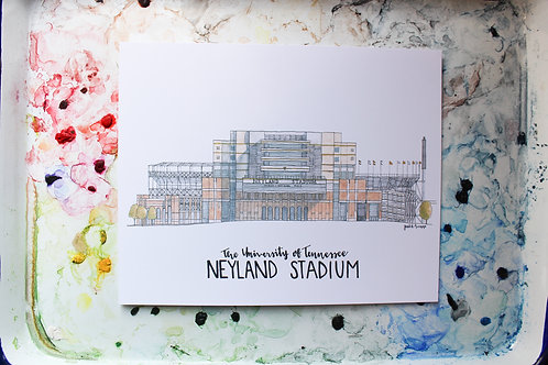 University of Tennessee | Neyland Stadium