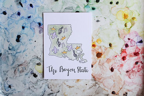 The Bayou State | Louisiana