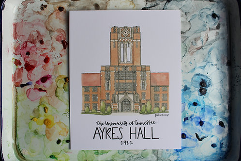 University of Tennessee | Ayres Hall