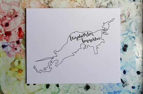 Elizabethton, TN | City Limits