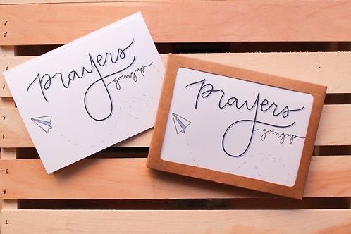 Prayers Going Up | 5x7