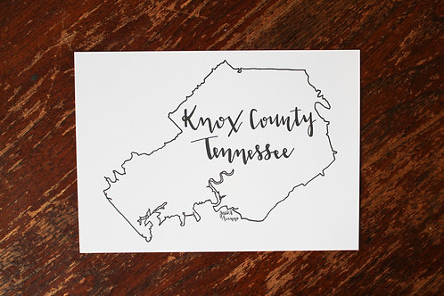 Knox County, TN | City Limits