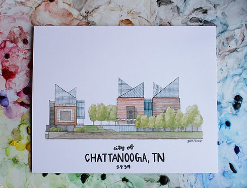Chattanooga, TN | Tennessee Aquarium