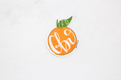 Let's GBO! | Sticker