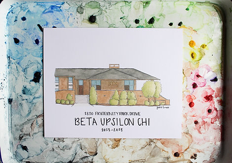 University of Tennessee | Beta Upsilon Chi
