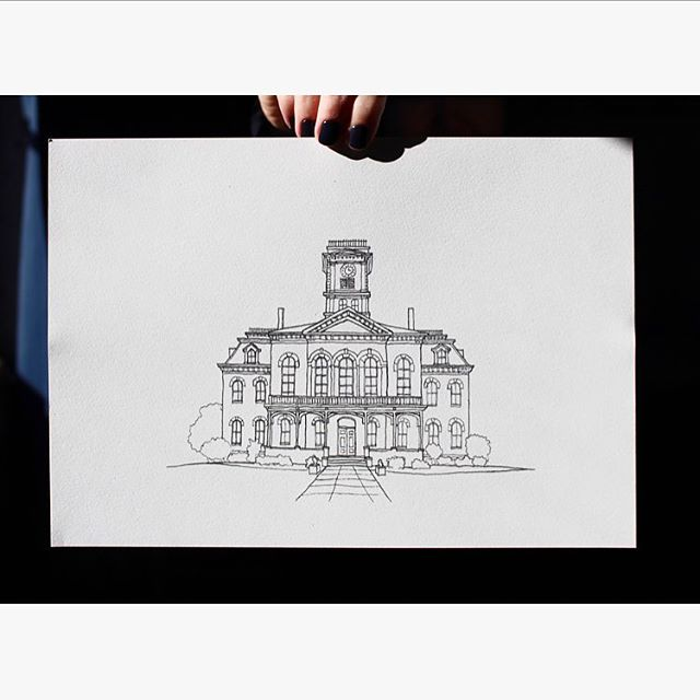 Courthouse Monroe, GA