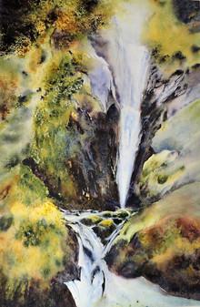 impétueuse cascade