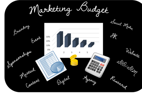 Marketing Investments (Budgets) 2021 and Beyond