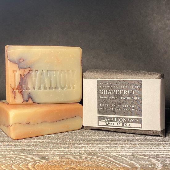 Grapefruit/Dandelion/Patchouli