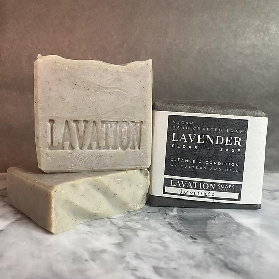 Lavender / Cedar / Sage