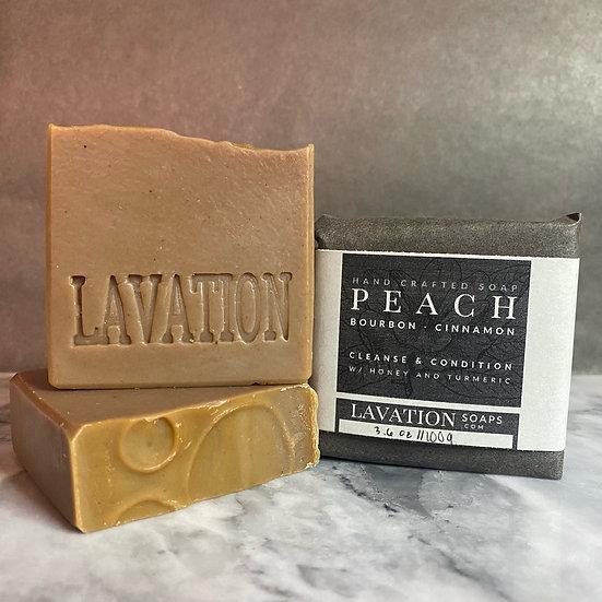 Peach/Bourbon/Cinnamon