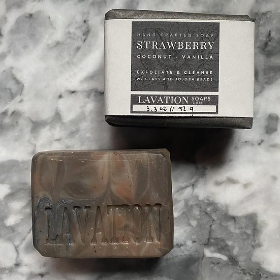Strawberry / Coconut / Vanilla