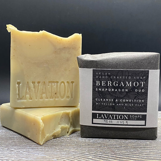 Bergamot/Snapdragon/Oud