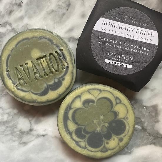 Rosemary Brine Soap