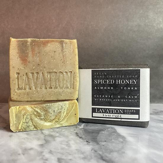 Spiced Honey/Almond/Tonka