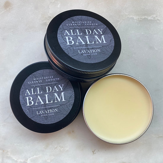All Day Balm-Cleanse & Moisturize