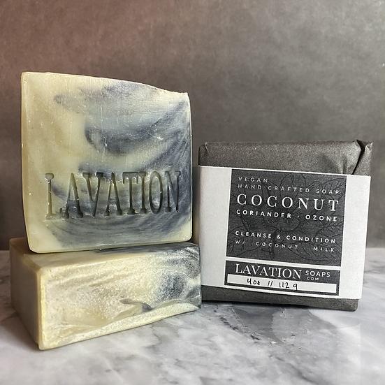 Coconut/Coriander/Ozone