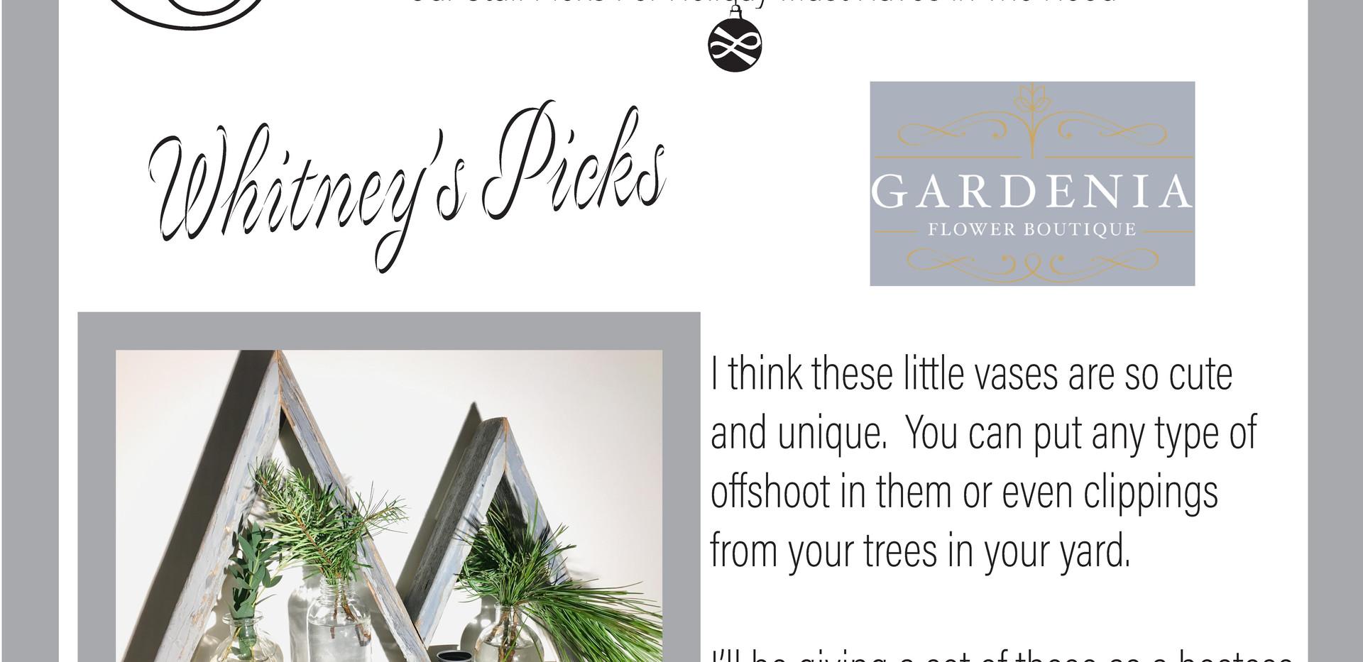Gardenia Flower Boutique