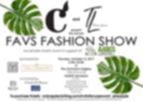 FFYYC FALL 2017 FASHION SHOW CRABAPPLE CLOTHING