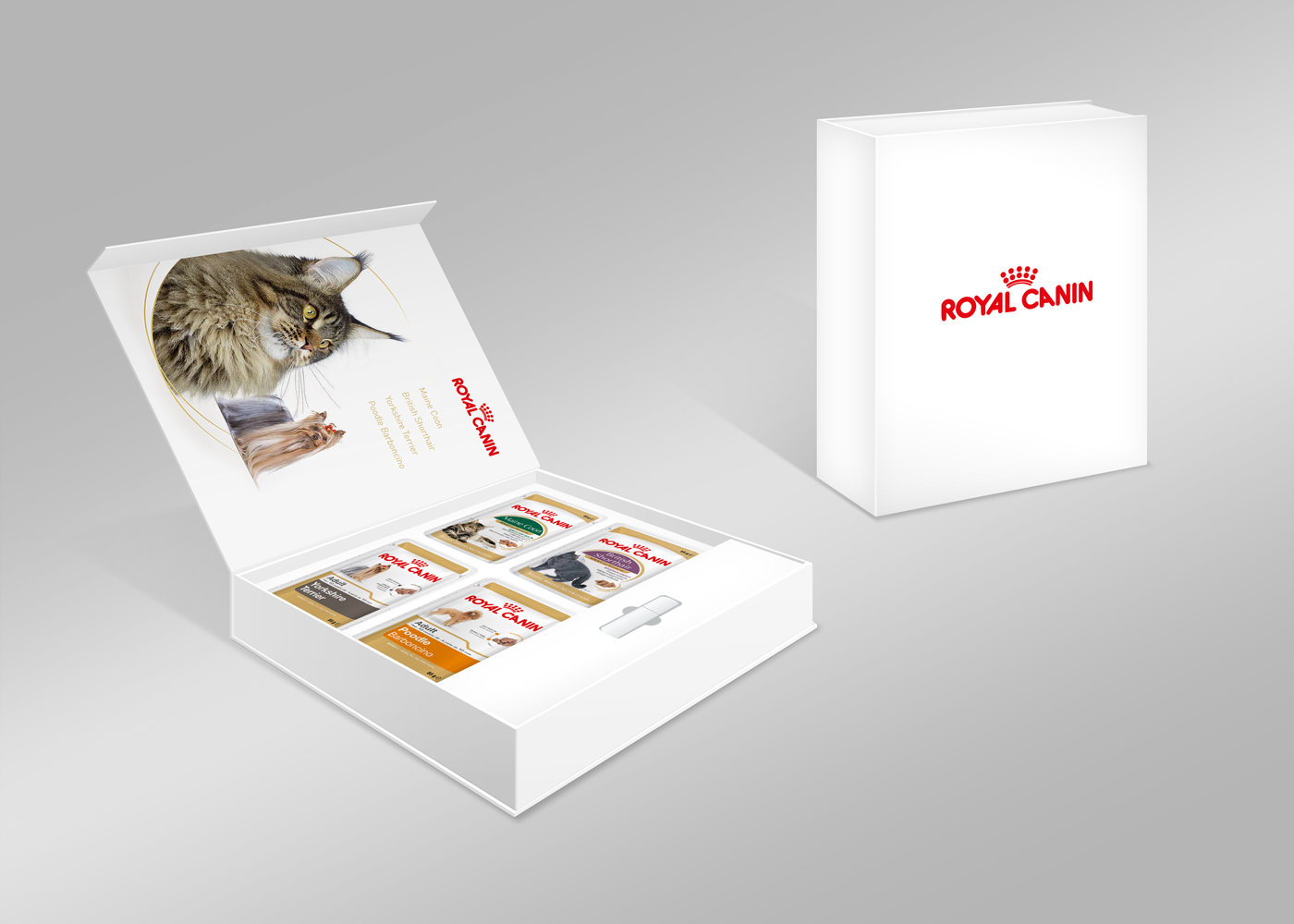 Packaging Royal Canin