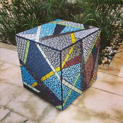 linear tales mosaic cube