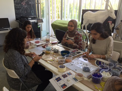 Workshop in Al Riwaq Art Space