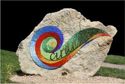 rock decoration