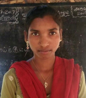 Seb's Projects India - Saraswathi
