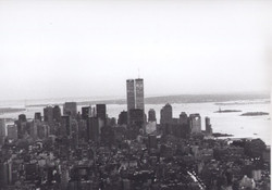 Twin Towers Sebastian Hunter
