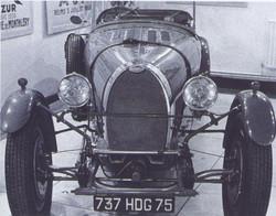 Antique Car Sebastian Hunter