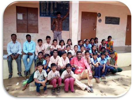 Seb's students pass entrance exam for Eklavya government model school