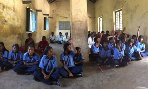 Marcus's School Southern India NGO