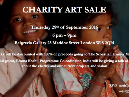 Charity Art Sale - Belgravia Gallery