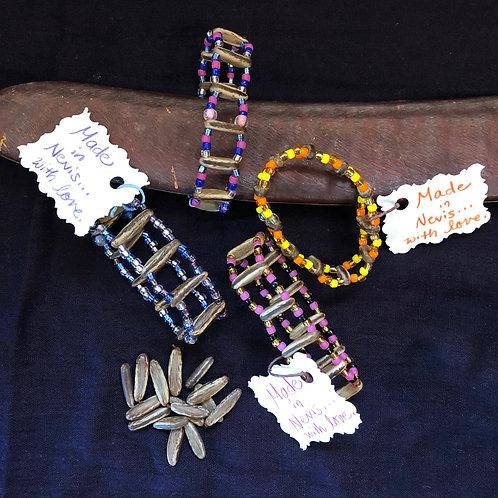 Shak-Shak Seed Bracelet
