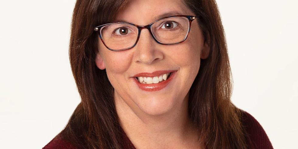Nov 2020 Virtual EWN Meeting featuring Sandi Larson