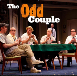 Speed in The Odd Couple
