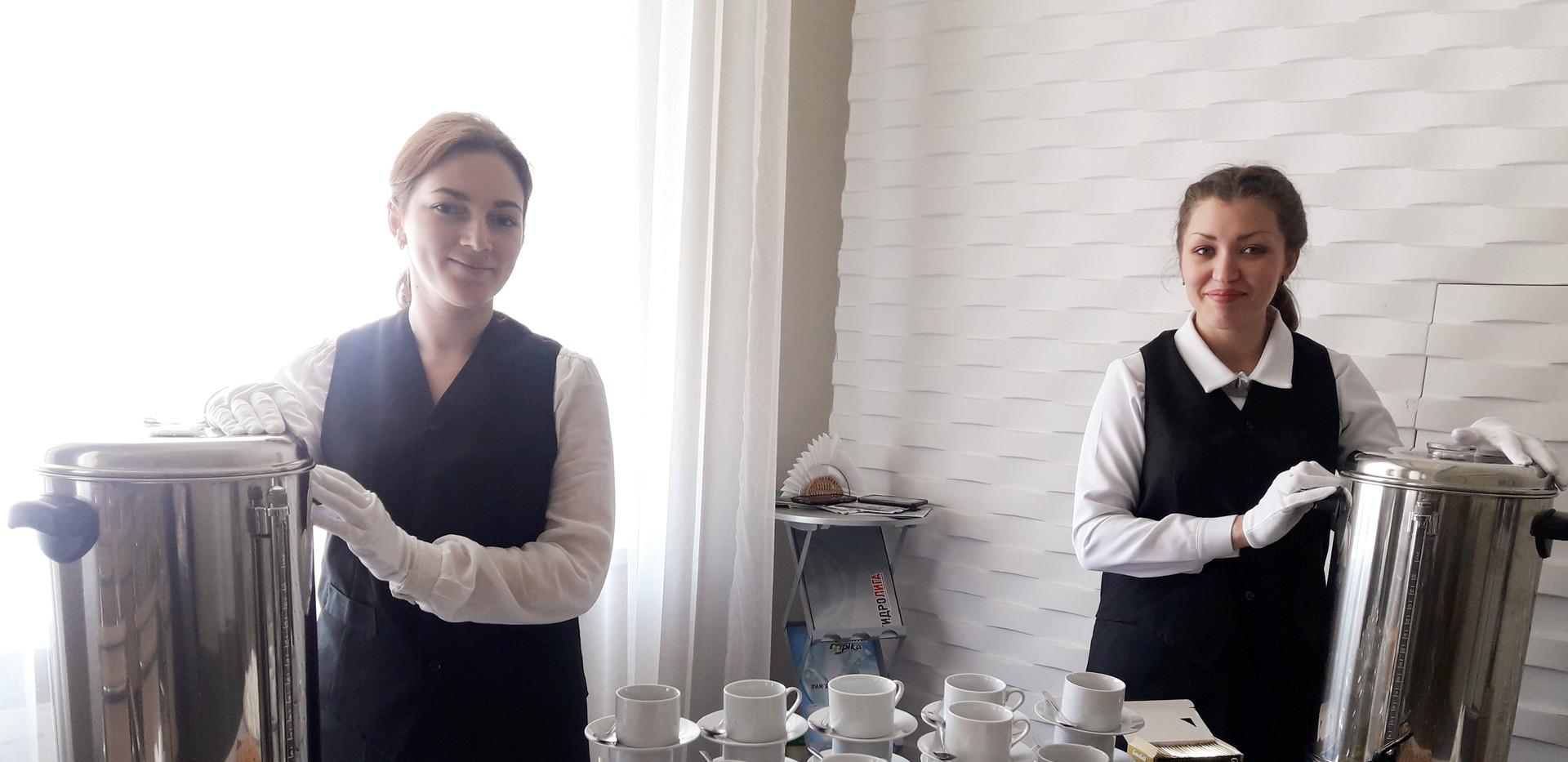 Кофе-брейк с ProfiCatering
