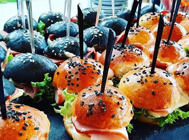 Минибургеры от ProfiCatering_www.profica