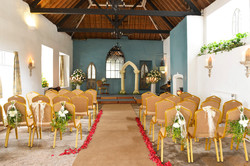 Lupton House Wedding - Coach House 1