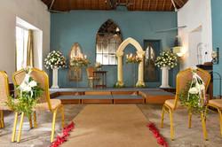 Lupton House Wedding - Coach House