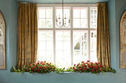 Wedding Flowers - Table Front Arrangements