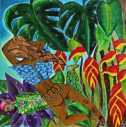 forest fairies farbig farbe natur